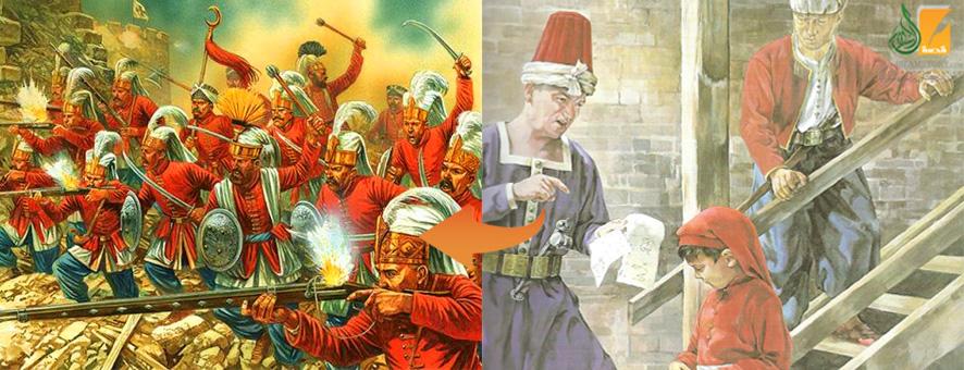 نظام الديوشيرمة العثماني