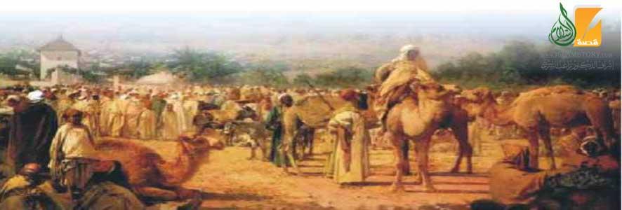 أخلاق العرب قبل الإسلام