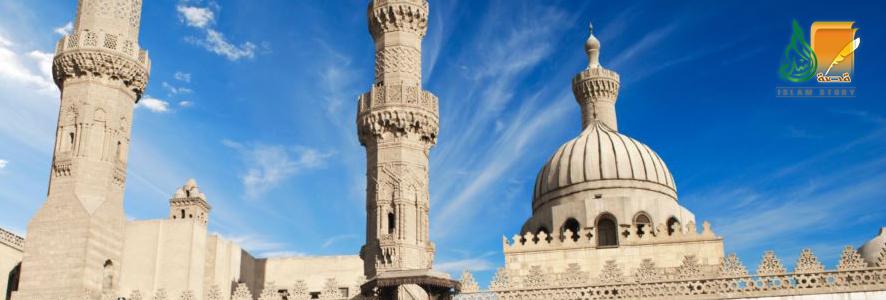افتتاح الجامع الأزهر في رمضان