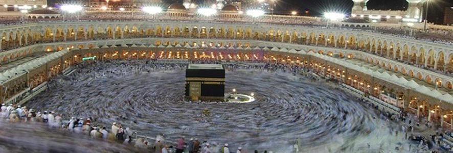 تاريخ مكة المكرمة