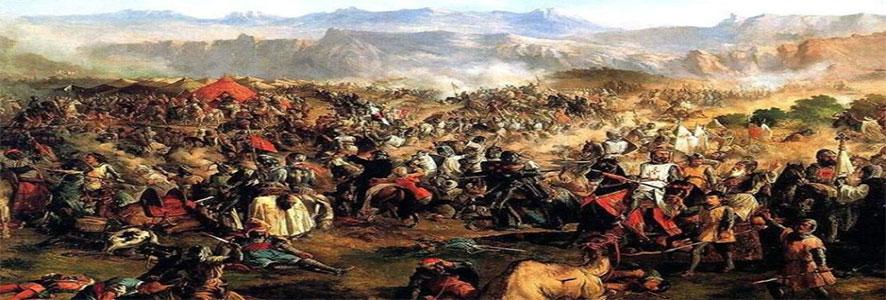 معركة  الإيمان المقدس.. المعركة الأخيرة
