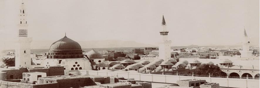 تاريخ المدينة المنورة