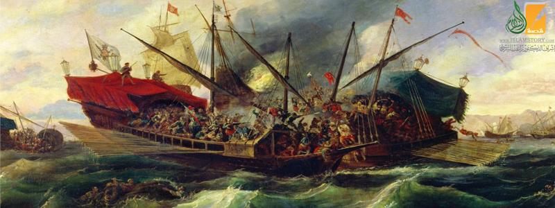 موقعة جشمة البحرية .. أحد فصول الحرب الروسية العثمانية
