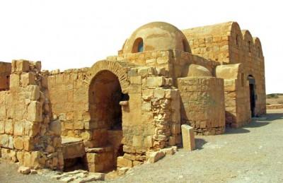 أشهر القصور الأموية الأثرية