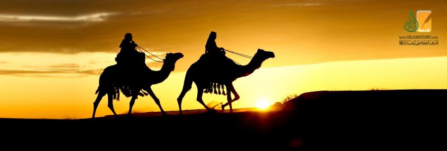 تخطيط النبي في الهجرة إلى المدينة