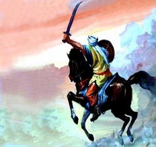 قصة إسلام حمزة